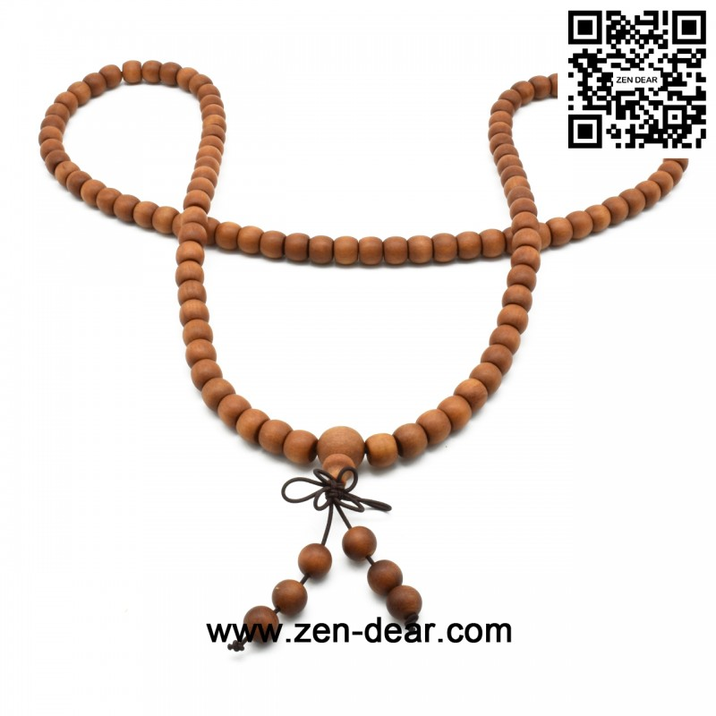 beads buddhist prayer unisex dear ebony meditation burried buddha mala zen bracelet necklace